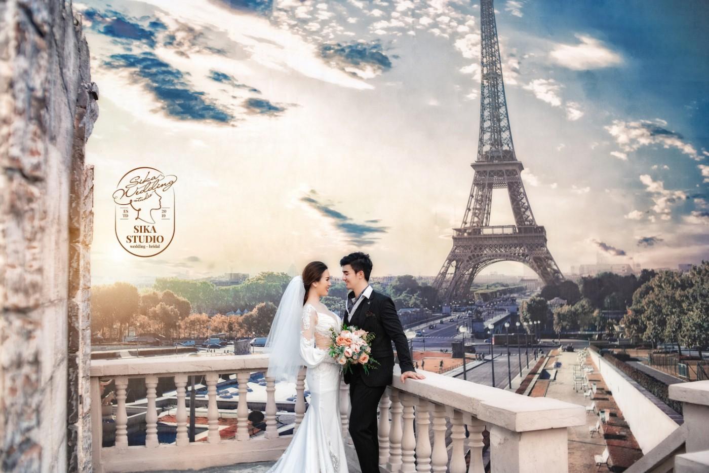 Paris Garden - Phim Trường Châu Âu tại Sài Gòn